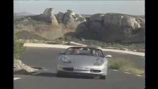 Porsche Boxster Driving 1996