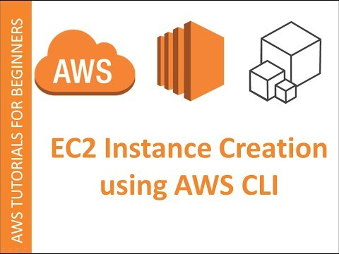 AWS Cloud | EC2 Web Service | Create an Instance using CLI
