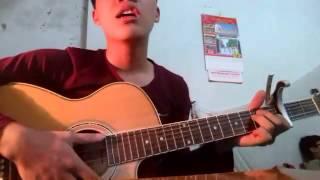 Thật bất ngờ - Trúc Nhân (guitar cover đơn giản + hợp âm :D)