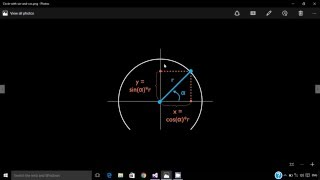 how to draw a circle in opengl using trianglefan and polygon in visual studio