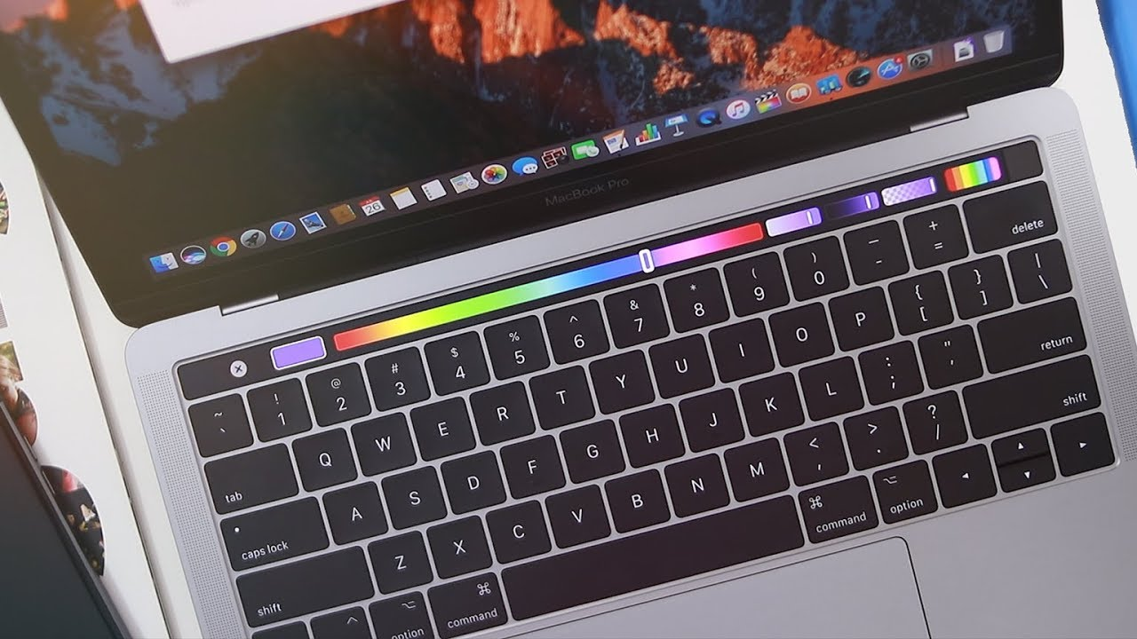 13 2017 macbook pro with touch bar unboxing and review 2018 youtube