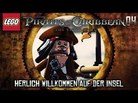 HÖHLENFORSCHUNG ★ Lego Pirates Of The Caribbean   Niigel