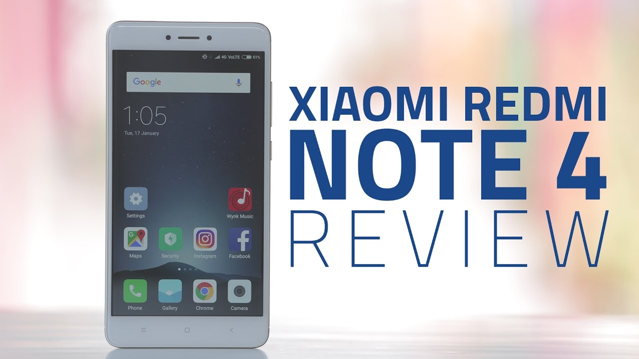 Xiaomi Redmi Note 4 Review | India Price, Specifications, Rating, and More
