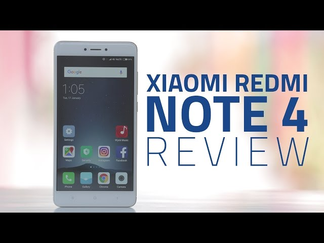 online retailer cdbb7 b22e1 Xiaomi Redmi Note 4 Allegedly Explodes Into Flames on Video, Company ...