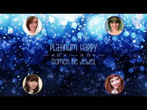 ☆ Platinum Happy ☆ Gomen ne Jewel