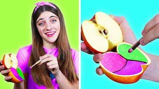 Formas Geniales de llevar cosméticos a clase || Situaciones divertidas en la escuela con amigos