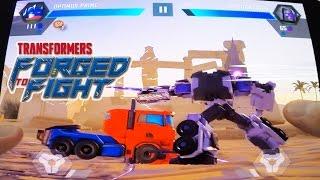 Jogo Transformers Lutadores Gameplay Para Android - Optimus Prime