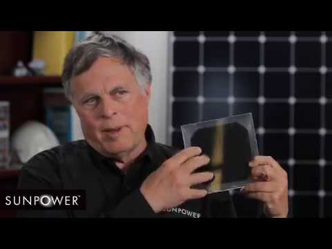 Dr. Swanson on SunPower Cell Technology