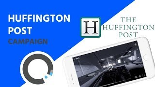 Virtual Reality 360° Ads on Huffington Post Powered By OmniVirt