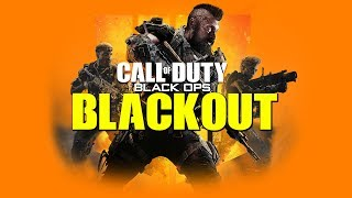 Call of Duty Blackout PS4 Pro Live