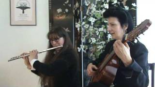 Grisanti & Welch-Liggan perform Bridal Chorus/Wedding March ENTRANCE Processional