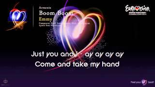"Emmy - ""Boom Boom"" (Armenia) - [Instrumental version]"