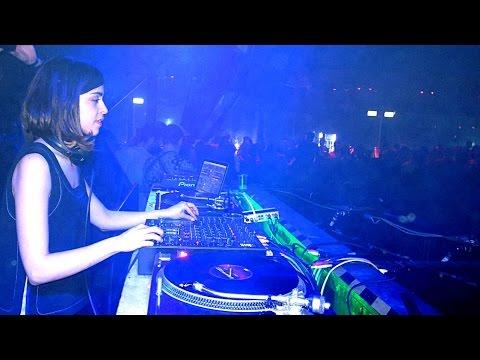 Silvie Loto live @ Cocoricò 21/02/2015