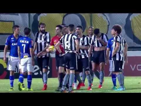 Botafogo 2 x 5 Cruzeiro, Melhores Momentos, Copa do Brasil 2016