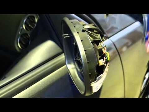 VW LED Side View Mirror Light (PA)