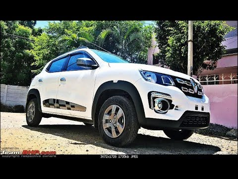 Renault Kwid 10 Rxt Interior And Exterior Full Review Youtube