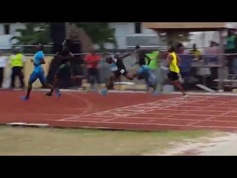 Daniel Bailey capture National 200m title - ANT