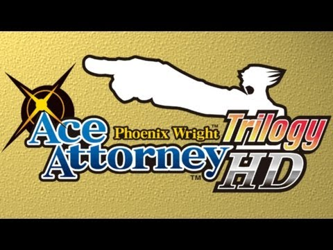 Ace Attorney: Phoenix Wright Trilogy HD - Universal - HD Gameplay Trailer