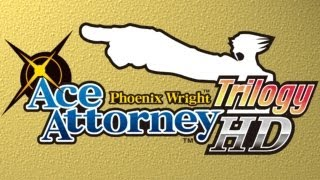 Ace Attorney: Phoenix Wright Trilogy HD - Universal - HD Gameplay Trailer