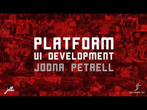 Presentation: Sailfish Platform UI Development