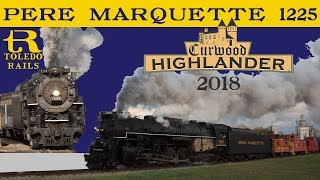 The Curwood Highlander with Pere Marquette 1225 thumbnail