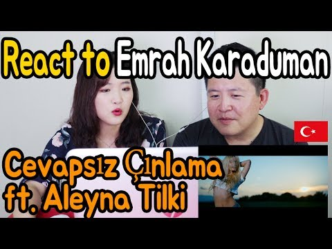 [Koreans React] Emrah Karaduman - Cevapsız Çınlama _ Turkey [Music Video Reaction] / Hoontamin