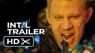 Jupiter Ascending Official International Trailer #2 (2015) - MIla Kunis, Channing Tatum Movie HD