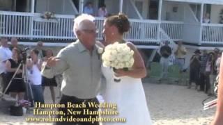 HAMPTON BEACH WEDDING HAMPTON NEW HAMPSHIRE Ashworth by the Sea