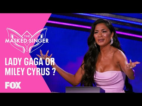Nicole Guesses Who Is Behind The Queen Of Hearts Masks | THE MASKED SINGER