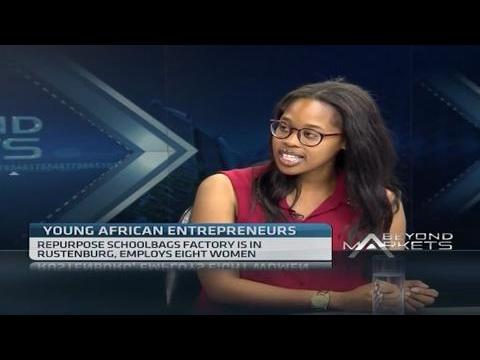 Understanding youth entrepreneurship in S.Africa