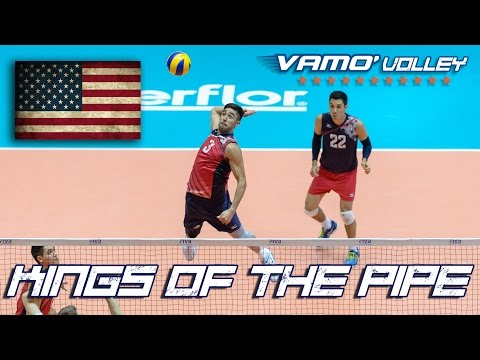 KINGS of the Pipe - USA Volleyball