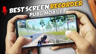Best Screen Recorder For PUBG MOBILE No Lag | Record PUBG Gameplay Without Lag In Android 2Gb Ram