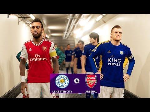 PES 2020   Leicester City Vs Arsenal - Premier League 2019