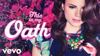 Gambar cover Cher Lloyd - Oath (Lyric Video) ft. Becky G