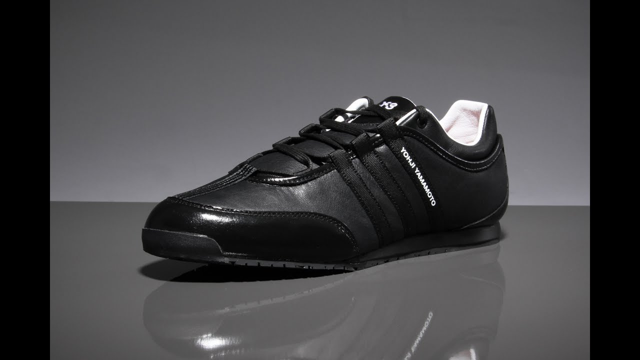 Y3 Boxing Trainers Classic II | Sneakers In Focus