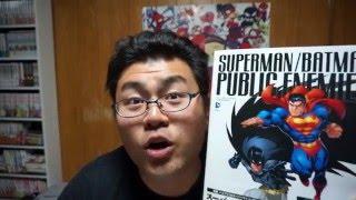 【アメコミ レビュー】『スーパーマン/バットマン:パブリックエネミー』【脚本:ジェフ・ローブ 作画:エド・マクギネス】