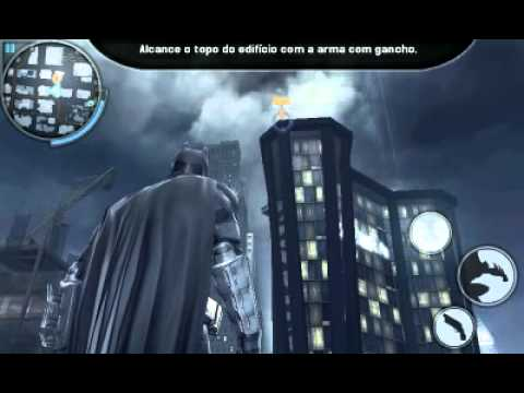 BATMAN The dark knight rises Android games    YouTube BATMAN The dark knight rises Android games