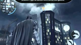 BATMAN-The dark knight rises-Android games.