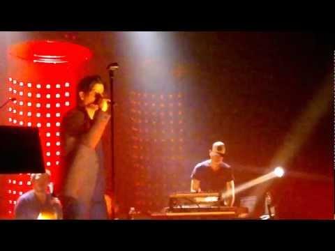 """Benjamin BIOLAY - """" Dans Mon Dos """"  - Casino de Paris le 26.03.2013"""