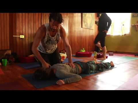 Assisted Yoga Massage Full Flow Part 4