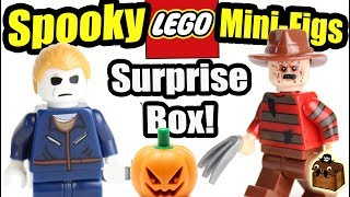 Halloween Movie LEGO Custom Minifigures 2018