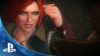 The Witcher 3: Wild Hunt - The Sword Of Destiny Trailer | PS4