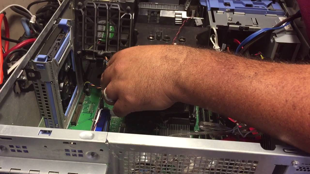 Replacing Stock Fans In A Dell Xps 410 Desktop Better Quality