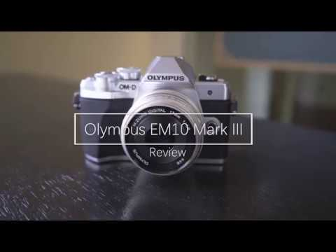Olympus OM-D E-M10 Mark III Review - 4K video and Photo samples