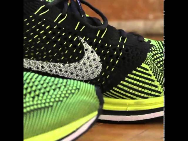 Agacharse amenaza Vuelo  How To Clean Nike Flyknits - YouTube