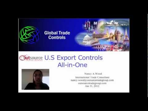 U.S. Export Controls: All-in-One Tutorial!