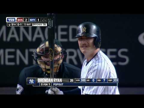 New York Yankees vs Boston Red Sox 08 04 2015