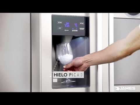 Refrigerador Side By Side James RJ 30