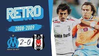 OM 2-0 Besiktas l Le résumé de la rencontre