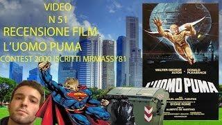 RECENSIONE FILM L'uomo Puma yotobi Kansas City Comic Con